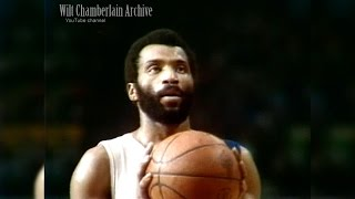 Archie Clark 24pts 5a 3reb (Knicks at Bullets, 3.4.1973 Full Highlights)