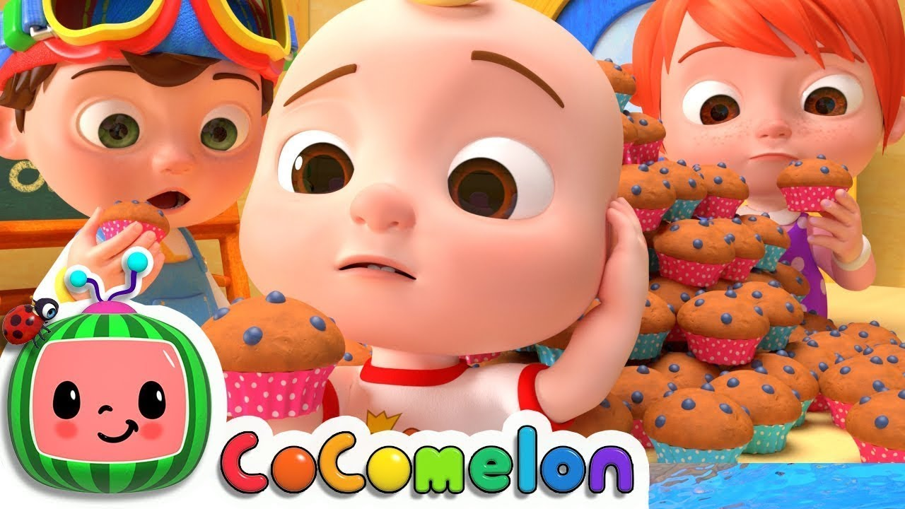 The Muffin Man + More Cocomelon Songs For Kids | Kids Cartoons & Nursery Rhymes | Moonbug Kids