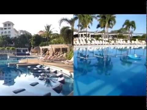 RIU Palace/RIU Guancaste Costa Rica Side By Side Review 2017