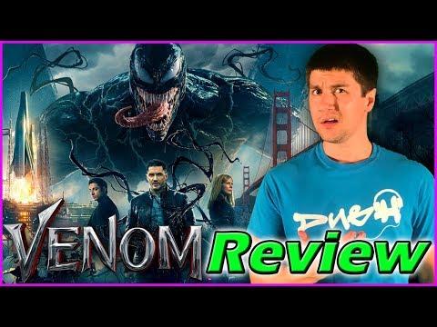 VENOM (2018) - Movie Review |The Best/Worst Superhero Movie|