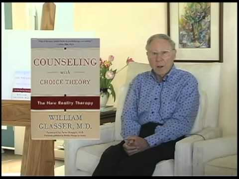william glasser Dr glasser is an internationally recognized psychiatrist who is best known as the author of reality therapy, a method of psychotherapy he created in 1965 and that is.