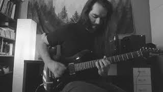 NIGHT VERSES-Trading Shadows Guitar Cover