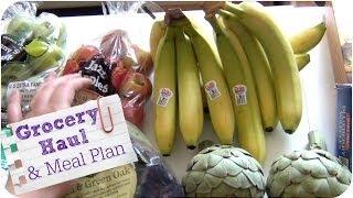 11 Bananas!?  Grocery Haul & Meal Plan   Thebubblelush