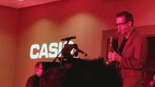 Casio Namm steve weingart renee jones