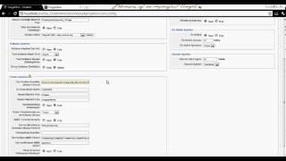 Joomla 1.5 Ders Videoları - Ders 14 Site Yapılandırma Ayarları