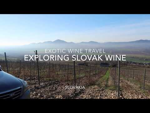 Slovak Wine: Exotic Wine Travel In Slovakia