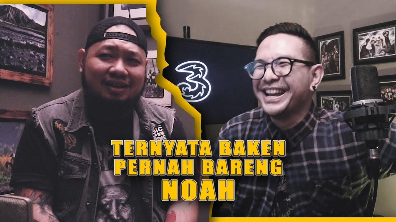 TERNYATA BAKEN NAINGGOLAN PERNAH BARENG NOAH ( Narasi Akbar Haka ) EPS#15