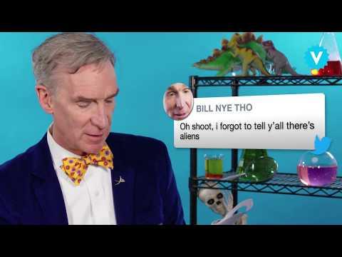 Bill Nye Fact-Checks His Weirdest Memes
