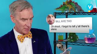 Bill Nye Fact-Checks His Weirdest Memes