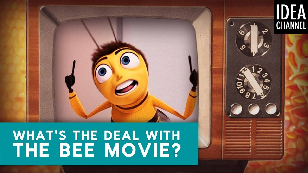 The Bee Movie But Every Time They Say We Explain Deal With