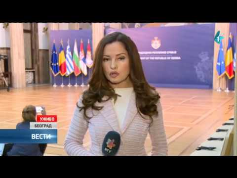 Vučić sa premijerima Bugarske, Rumunije i Grčke