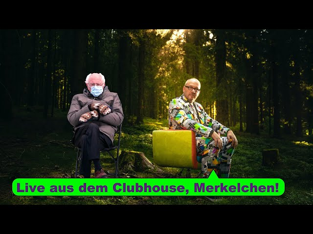 Nonsenf 04/21: Ne Runde Candy Crush mit Merkel