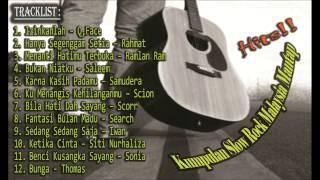 Kumpulan Lagu Slow Rock Malaysia Terlaris 2017 - Lagu Malaysia Kenangan 90an Paling Digemari