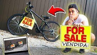 VENDI A BIKE DO ISHOW! (trollagem)