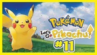 Pokemon: Let's Go Pikachu & Eevee! (11) - Lavender Town!