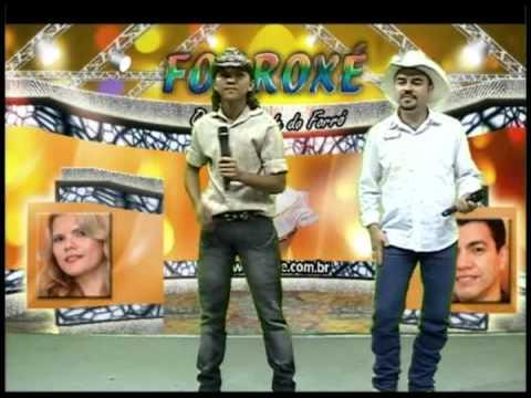 Programa Forroxé - Johnny e Maicky