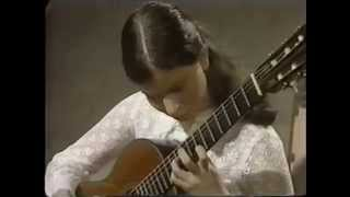 Rare Guitar Video: Sharon Isbin plays Mallorca by Isaac Albéniz 1975