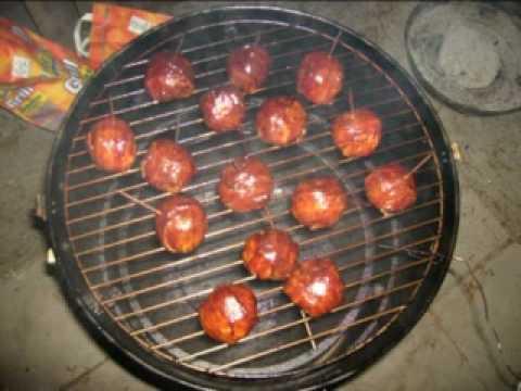 Fire Eaters BBQ Bilder