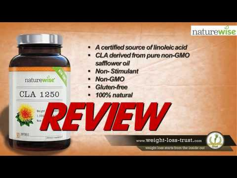 Review Of Cla 1250 By Naturewise Weight Loss Supplement Worldnews