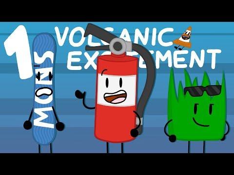 "Object Lockdown - Episode 1: ""Volcanic Excitement"""