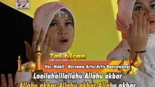 Gambar cover Takbiran - Nabil [Official Music Video]