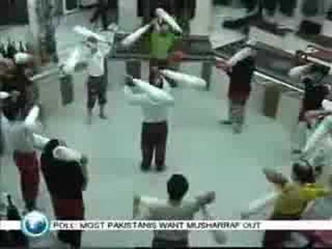 Zoorkhaneh: House of Power Club Swinging
