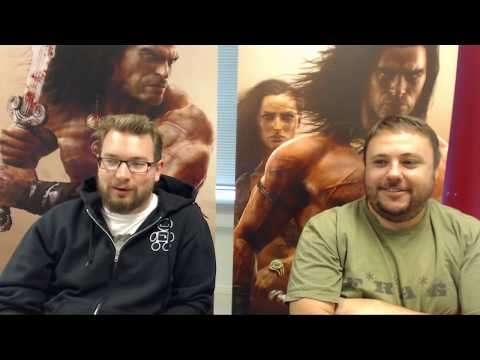 Conan Exiles dev stream - Combat changes and a peek at the new biome