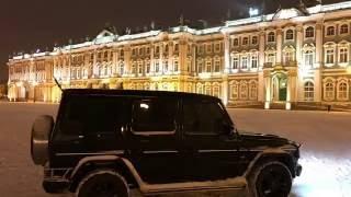 Drift Gelandewagen G 500 в Центре СПб(, 2016-11-13T04:04:15.000Z)