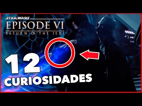 Star Wars VI El Retorno del Jedi - 12 Curiosidades