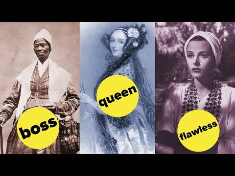 Boss Women Throughout History