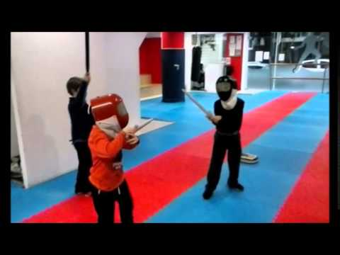 HEMA lesson for kids,Hellenic Academy of Historical European Martial Arts 'Leontes'