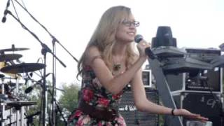 Meaghan Martin - 2 Stars at the Festival of Ballooning