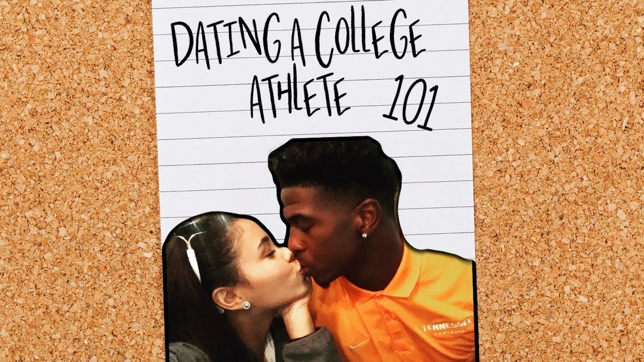 college athlete dating