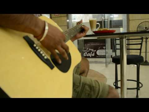 Ankhiya udeek diya acoustic guitar