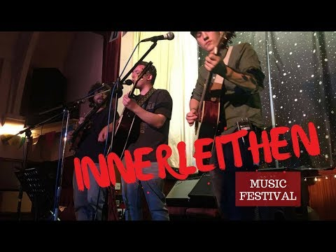 Innerleithen music festival 2017 | Vale Club | Live and Local | SCOTLAND travel