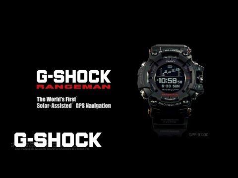 CASIO G-SHOCK RANGEMAN Promotion Movie At CES2018