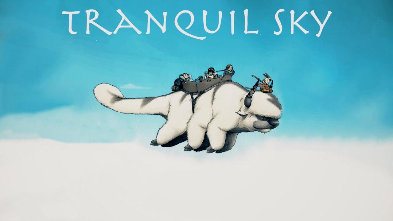 Tranquil Sky | Elca's: Four Seasons Game CJ Music Soundtrack #1