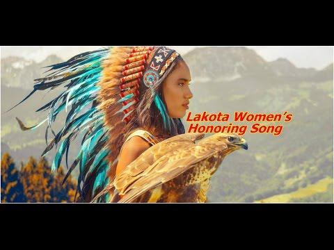 Lakota Women's Honoring Song