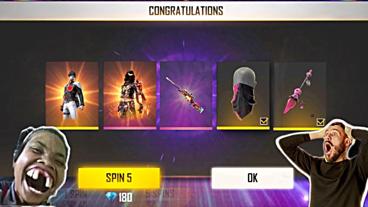 Free Fire new events , free fire new incubator royale, new update, new weapon royale | Captain Gamer
