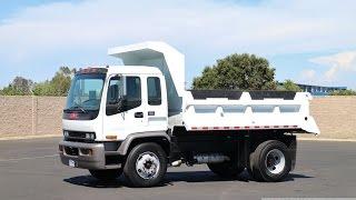 1999 GMC T8500 6 Yard Dump Truck for Sale