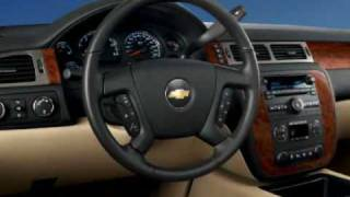 Chevrolet Silverado -Two interior designs