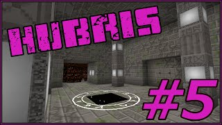 "Minecraft - Hubris Modpack - Part 5 ""Into The Runic Dungeon"""
