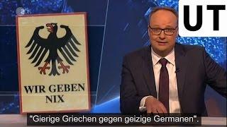 Heute-Show 20.02.15 mit selbsterstellten deutschen Untertiteln UT
