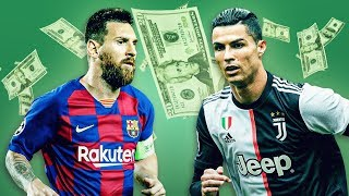 Lionel Messi vs. Cristiano Ronaldo: who is richer? | Oh My Goal