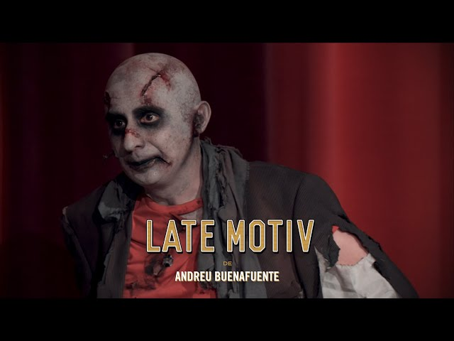 LATE MOTIV - Berto Romero. Pepe el Zombi vuelve por Halloween | #LateMotiv914