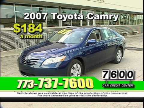 Car Credit Center >> Car Credit Center 7600 Used Car Commercial English