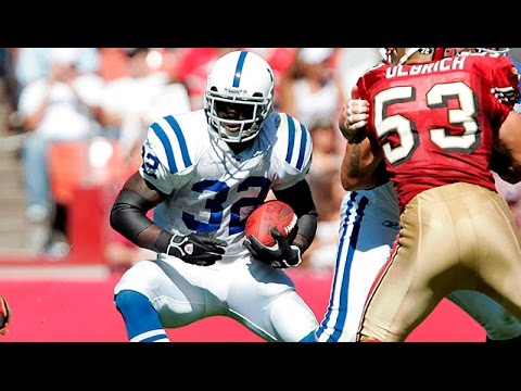 "Edgerrin James ""Edge"" Career Highlights"