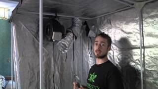 Hydro City: Installing your Ventilation Fan and Ducting