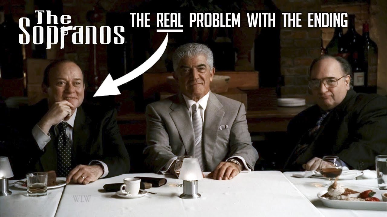 The Sopranos - The REAL Problem with the Ending