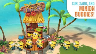 Minions Paradise Android İos Free Game GAMEPLAY VİDEO MINIONS Movie – and EA